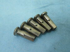 1988 Harley Davidson Softtail front wheel Stainless Steel Spoke Nipples (5)