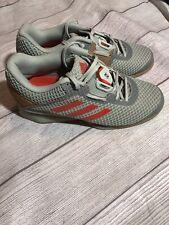 Adidas Leistung 16 Ii Boa Weightlifting Shoes [Ac6978] Mens size 6.5 Ash Silver