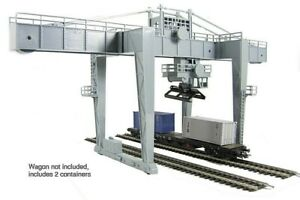 HORNBY (LIMA) HL8000 CONTAINER CRANE - HO Model Trains