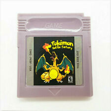 Pokemon Battle Factory Cartridge Card for Game Boy Color Advance GBC GBA SP US