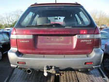 SUBARU LEGACY 2.5 TURBO AUTOMATIC GEARBOX CODE TZ1A4ZFCAA