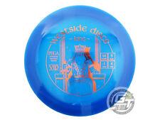 New Westside Discs Vip King 169g Blue Orange Foil Distance Driver Golf Disc