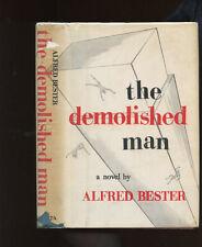 Bester, Alfred: The Demolished Man ** Hugo Winner ** HB/DJ 1st/1st