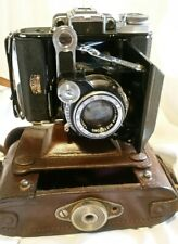 Carl Zeiss Ikon Super Ikonta 531C Folding Camera. 6 x 4.5cm. Good condition.