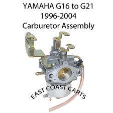 Yamaha 1996-2004 G16, G20, G21 Golf Cart Carburetor Assembly JN6-14101