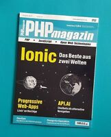 PHP Revista 4/17 Junio/Julio PHP javaScript Open Web Técnico sin leer abs.TOP