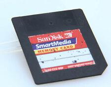 SanDisk 16MB Smart Media (SmartMedia) Camera Memory Card w/case 387235