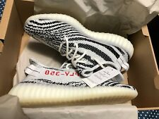ADIDAS YEEZY BOOST 350 V2 Zebra (CP9654) BRAND NEW OG ALL100% AUTHENTIC Size 9