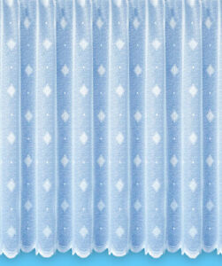 CLEARANCE Cheap Heavy Quality Net Curtain - Free Postage - Sold By The Metre