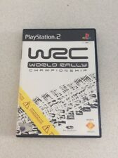 WRC Rally Sony PlayStation 2 Console Game PAL PS2