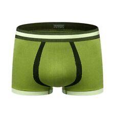 Men Seamless Camouflage Panties  Lingerie Boxer Underwear Underpants Shorts Soft