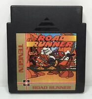 Nintendo NES Road Runner Tengen Video Game Cartridge *Authentic/Cleaned/Tested*