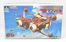 Space Runaway Ideon Abzonol Unbuilt Plastic Model Kit Aoshima 1:1100
