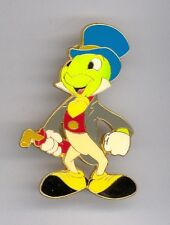Disney Gallery Pinocchio Jiminy Cricket Holding Umbrella Framed Set Le Pin