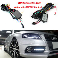 LED Daytime Running Light Automatic ON/OFF Controller Module Box Relay DRL0013