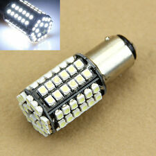 Ultra Bright Bay15d 1157 White 80 SMD 3528 LED Tail Brake Stop Signal Light Bulb