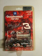 2000 #3 Dale Earnhardt GM Goodwrench 1/64 NASCAR Action Diecast