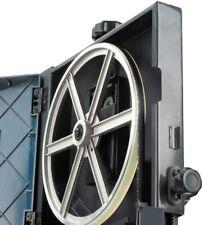 Sierra de banda de uretano neumático para ruedas de 12 pulgadas de ancho para Craftsman sierras de cinta-Paquete de 2