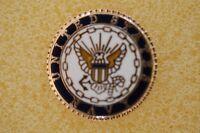 US USA USN Navy Military Hat Lapel Pin