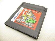 Game Boy Color JING King of Bandits Devil Nintendo Video Game Cartridge Only gbc