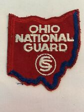 US Army Ohio National Guard Officer Candidate School OCS Uniform Patch