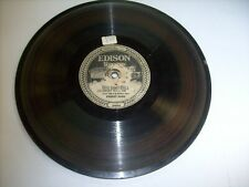 Edison Thick Record - Big Bad Bill And No Body Knows What It'S All About