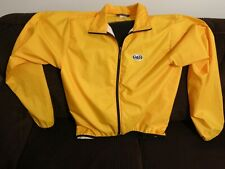 Louis Garneau X-Lite Cycling Jacket Fluorescent Orange Men's X-Large USED
