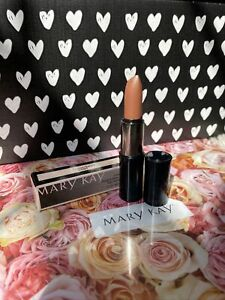 Mary Kay Special Edition Creme Cream Lipstick ~NEW~ Discontinued~ Tanned/basane