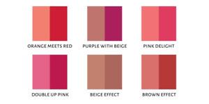 Avon Flat Two-tone Lipsticks