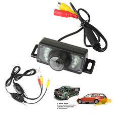 2.4G Wireless Easy Car Reverse Rear View Backup Camera Kit--Parking Night Vision