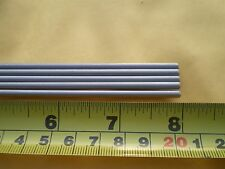 """3 PCS. STAINLESS STEEL ROUND ROD 304, 1/8"""" (.125"""") (3.24MM.) X 8"""" LONG"""
