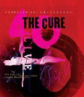THE CURE - CURAETION 25-ANNIVERSARY (LTD. BLURAY/CD BOXSET) 2 BLU-RAY+4 CD NEU