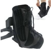 Elastic Adjustable Ankle Brace Support Sport Basketball Protector Foot Wrap