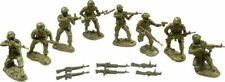 TSSD 1/32nd Scale Plastic Vietnam War U.S Marines USMC Figures Set 29 NEW!