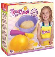 TrueDOUGH - Make Your Own Modelling Dough Play Doh Set - Single Melon Yellow