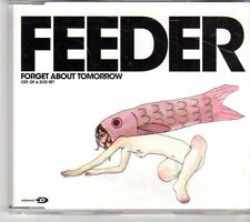 (EY390) Feeder, Forget About Tomorrow - 2003 CD