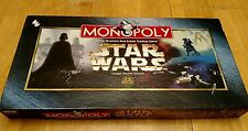 Star Wars Monopoly: Classic Trilogy Edition, Parker Brothers Board Game - 1997