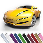 DIY 3D Carbon Fiber Vinyl Car Truck Wrap Sheet Film Sticker Decal Roll Colors JL