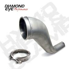 Diamond Eye 221043 Hx40 Turbo Direct Pipe & V-Band For 94-02 Dodge