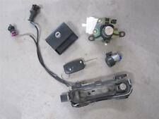 00-02 Audi B5 A4 S4 OEM Lock And Key Set COMPLETE With Matching Key