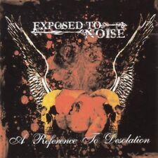 Exposed To Noise - A Reference - CD - Neu OVP - Emocore