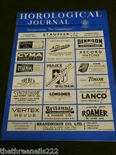 HOROLOGICAL JOURNAL - APRIL 1963 - AUDEMARS PIGUET 2050