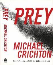 Michael Crichton - Prey - 1st/1st