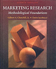 USED (GD) Marketing Research : Methodological Foundations Eighth Edition (The Ha