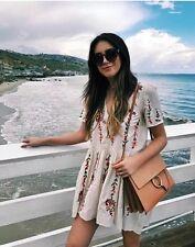Nuevo vestido bordado zara en pequeños Blogger FAV!!! agotado!!!