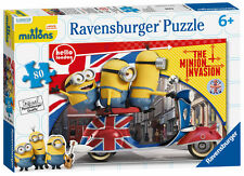 PORTABORSE MOVIE 80 pezzi RAVENSBURGER PUZZLE