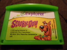 Leap Frog Leapster Leap Pad Explorer Game Scooby Doo Ages 4-7 Years