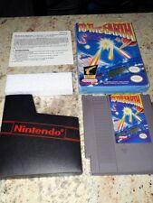 Jeu Nintendo NES To The Earth boîte et notice