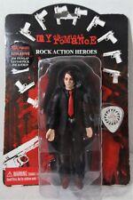 My Chemical Romance Gerard Way Rock Action Heroes Figure Doll MCR SEG- New, NIB