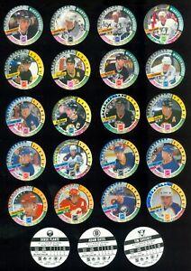 1994-95 CANADA GAMES NHL HOCKEY POGS + KINI + SLAMMER 1-360 SEE LIST